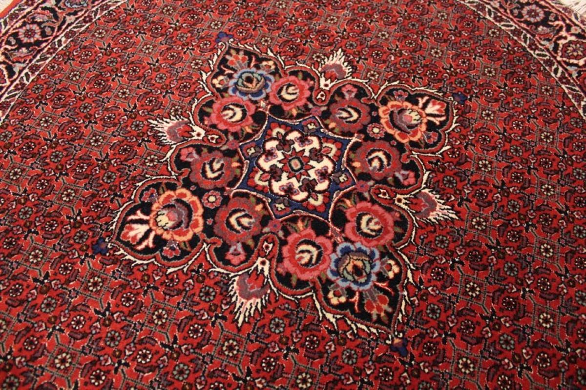 Teppich kurzflor rot kaletrans wohndesign