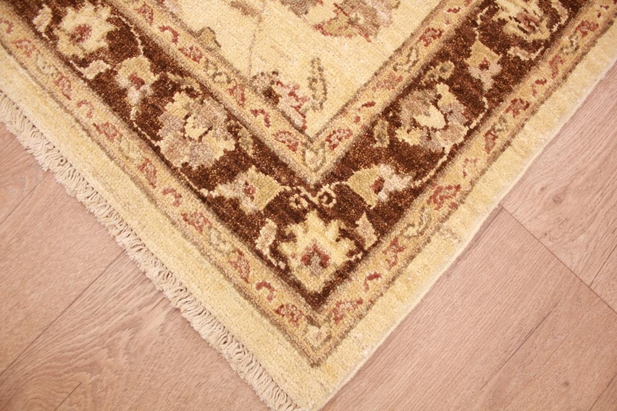 ziegler teppich orientteppich beige langer l ufer 421x81 cm. Black Bedroom Furniture Sets. Home Design Ideas