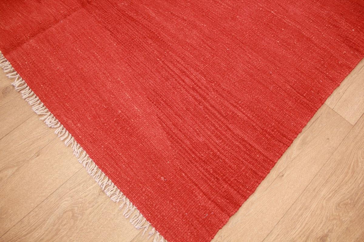 teppich vintage carpet modern used look overdyed red. Black Bedroom Furniture Sets. Home Design Ideas