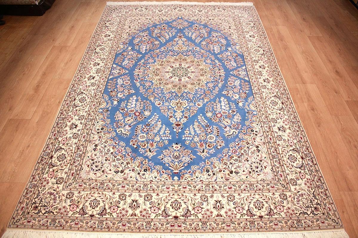 nain 6la sehr fein kobere alfombra c tappeto tapis matta. Black Bedroom Furniture Sets. Home Design Ideas