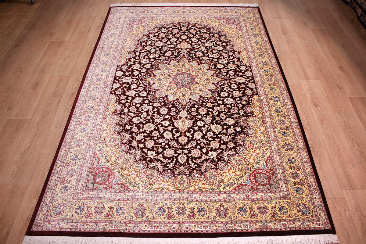 Exclusive Persian Silk Carpets Online