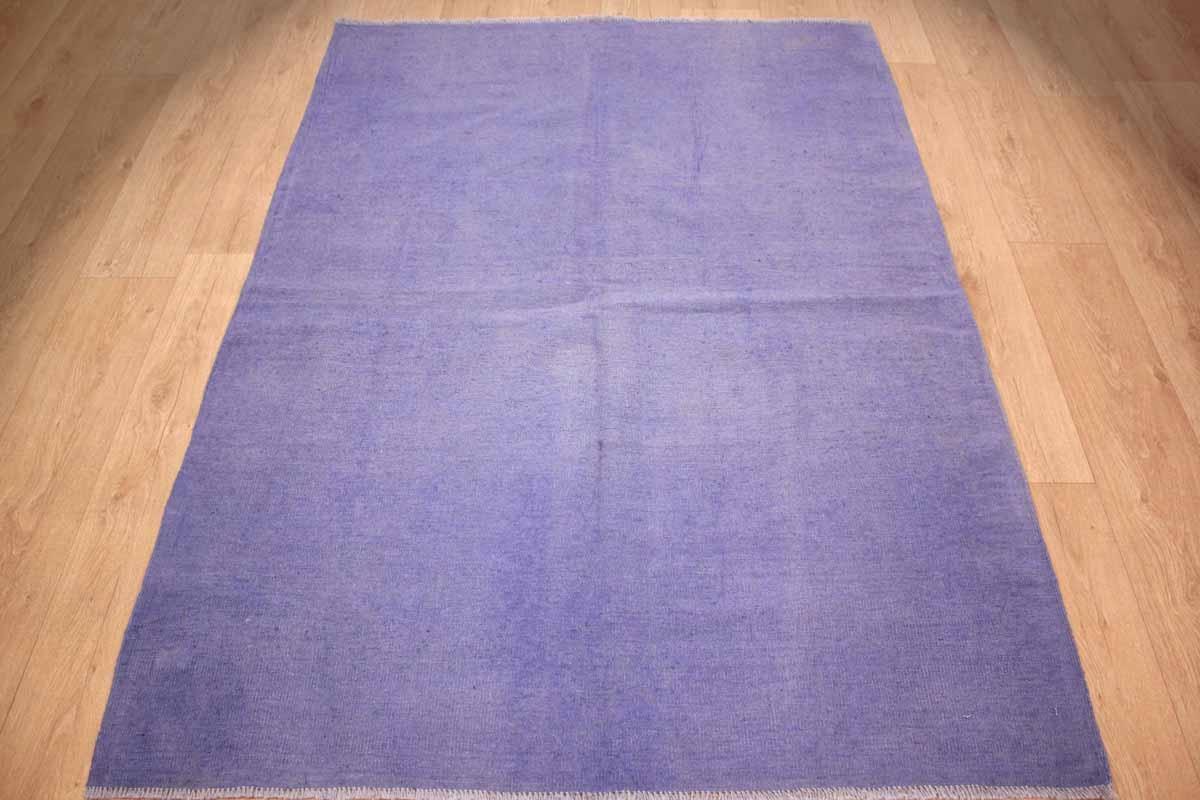 Teppiche Modern Gunstig ~ Teppich.com modern vintage teppich kelim 158x134 cm blue